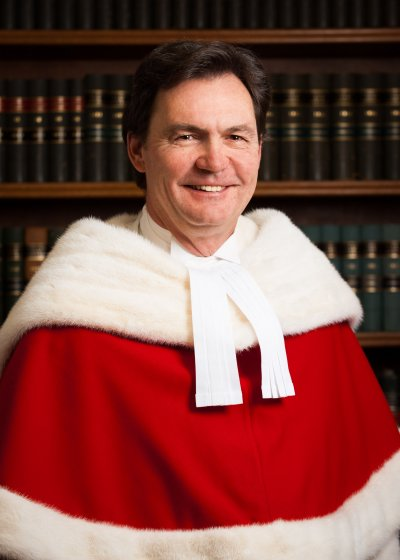 The Right Honourable Richard Wagner, Chief Justice Supreme Court
